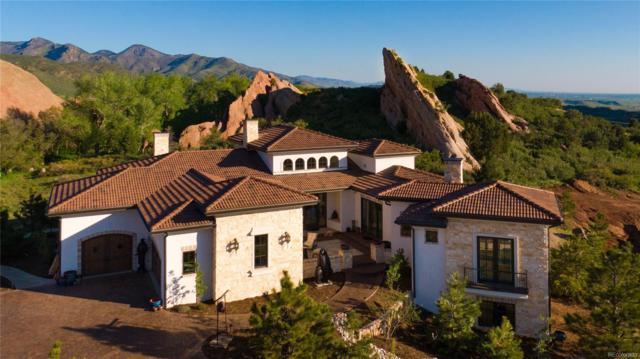 10651 Leonardo Place, Littleton, CO 80125 (MLS #4487183) :: 8z Real Estate