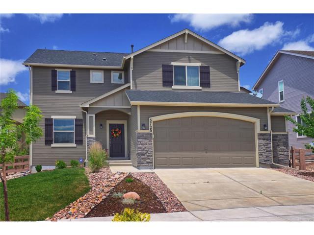 5720 Revelstoke Drive, Colorado Springs, CO 80924 (MLS #4487340) :: 8z Real Estate