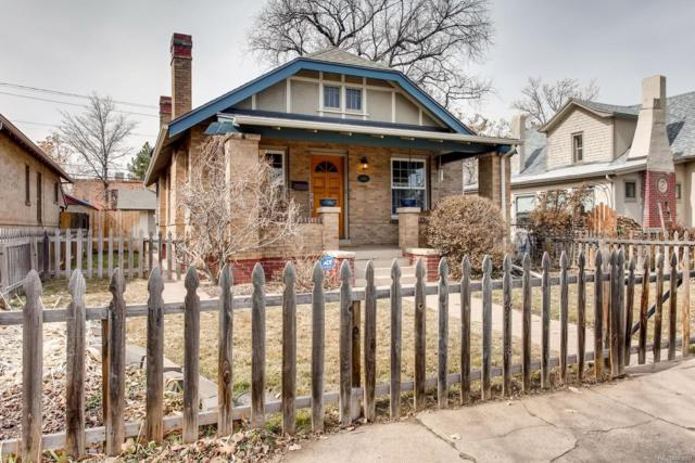 1445 S Lincoln Street, Denver, CO 80210 (#4487426) :: Bring Home Denver