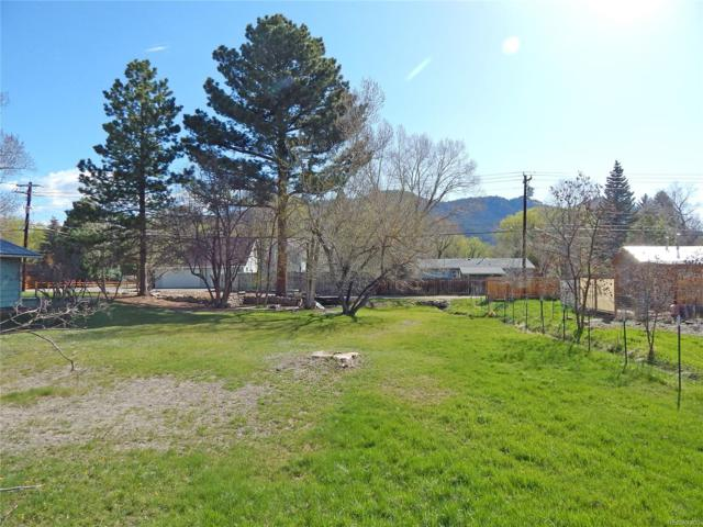 225 N San Juan Lot 11 & 12 Avenue, Buena Vista, CO 81211 (#4487635) :: milehimodern