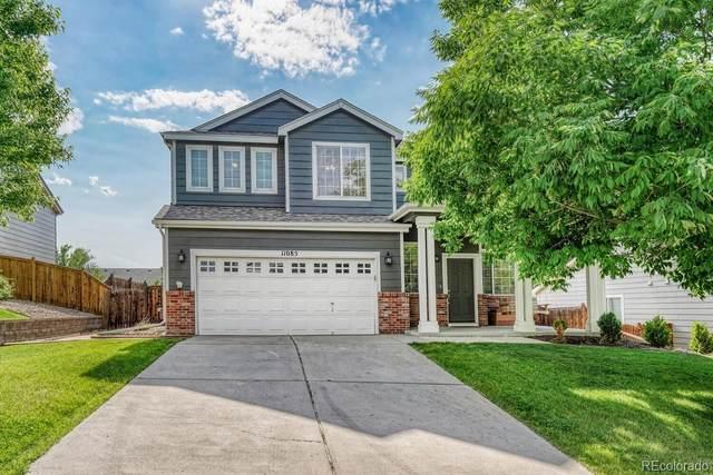 11085 Glacier Park Circle, Parker, CO 80138 (#4487827) :: Mile High Luxury Real Estate