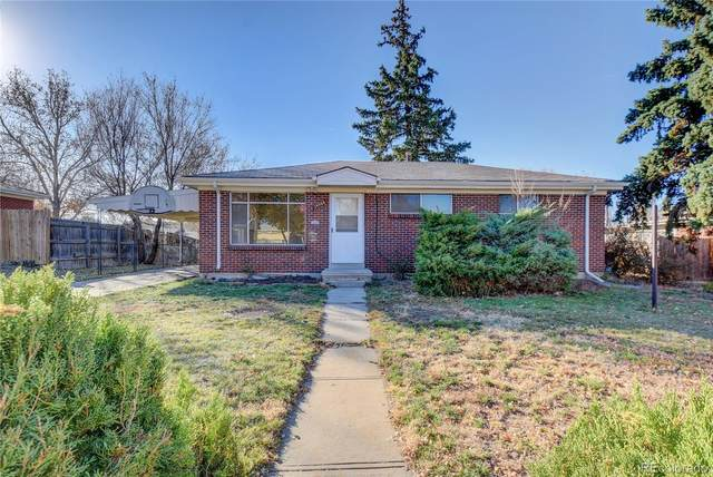 14058 E 24th Avenue, Aurora, CO 80011 (MLS #4488090) :: Neuhaus Real Estate, Inc.