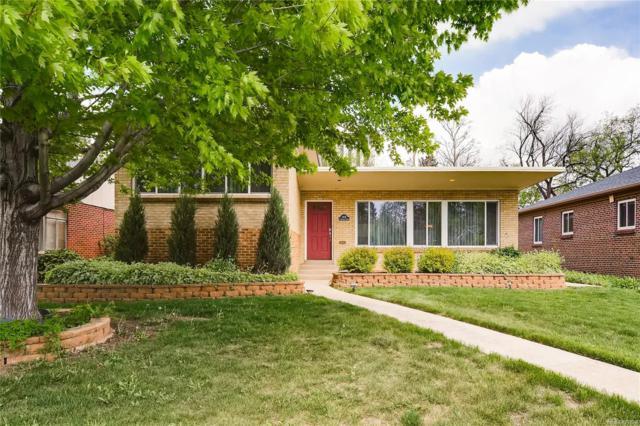 1476 S Garfield Street, Denver, CO 80210 (MLS #4488257) :: 8z Real Estate