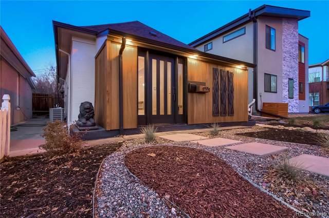 1531 E Alameda Avenue, Denver, CO 80209 (MLS #4488338) :: The Sam Biller Home Team