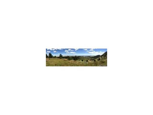 22801 Indian Head Road, Golden, CO 80403 (#4488352) :: The Peak Properties Group