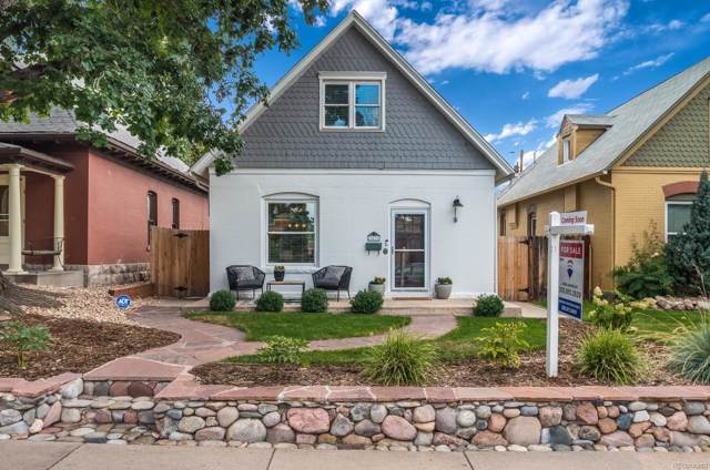 3433 Clay Street, Denver, CO 80211 (MLS #4488393) :: 8z Real Estate