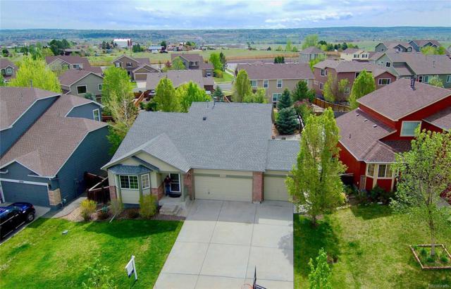 12208 S Hawks Rim Trail, Parker, CO 80134 (MLS #4488956) :: 8z Real Estate