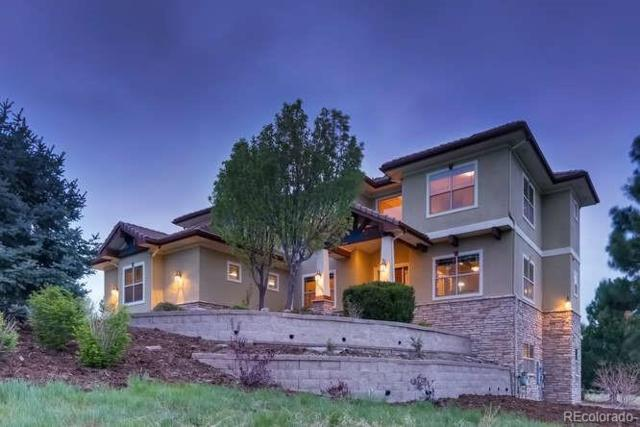 5603 Twilight Way, Parker, CO 80134 (#4489160) :: The Galo Garrido Group