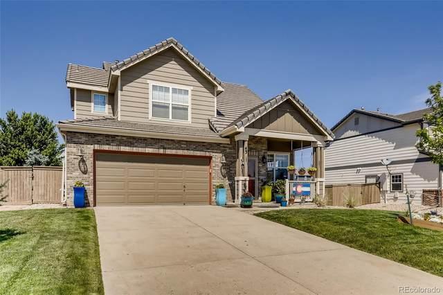 43 Lovington Street, Castle Rock, CO 80104 (#4489656) :: The HomeSmiths Team - Keller Williams
