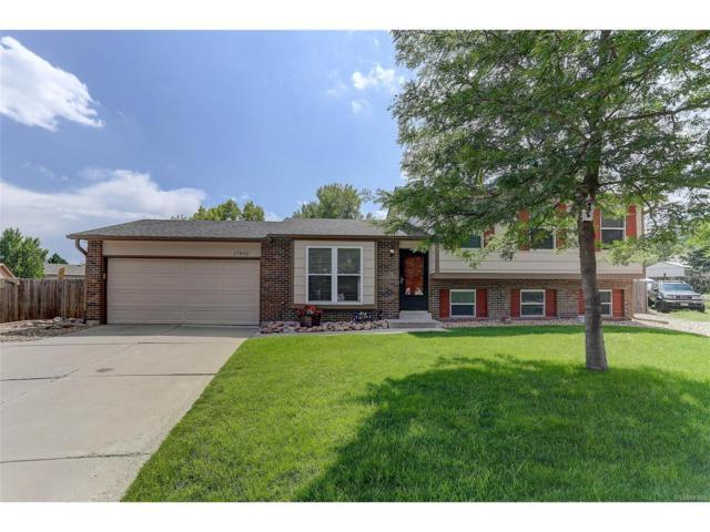 17820 E Louisiana Avenue, Aurora, CO 80017 (MLS #4490078) :: 8z Real Estate