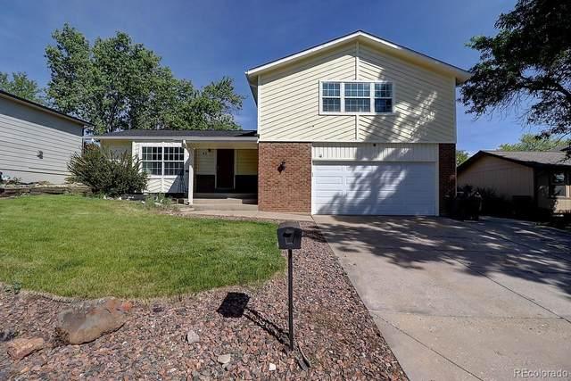 45 Yank Way, Lakewood, CO 80228 (#4490174) :: The Peak Properties Group