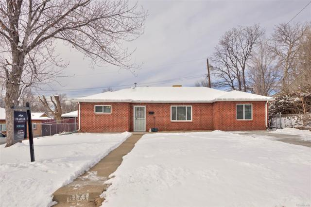 9171 Ogden Street, Thornton, CO 80229 (#4490199) :: The City and Mountains Group