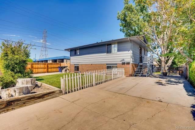 1136 S Tejon Street #1, Denver, CO 80223 (#4490251) :: milehimodern