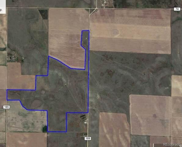 340 +/- Acres - Grassland, Matheson, CO 80830 (#4490359) :: Compass Colorado Realty