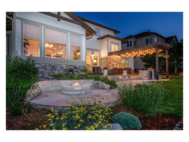 1251 Buffalo Ridge Road, Castle Pines, CO 80108 (#4490983) :: The Sold By Simmons Team
