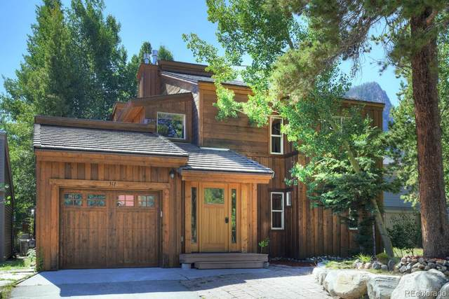 317 Creekside Drive, Frisco, CO 80443 (#4491401) :: The HomeSmiths Team - Keller Williams