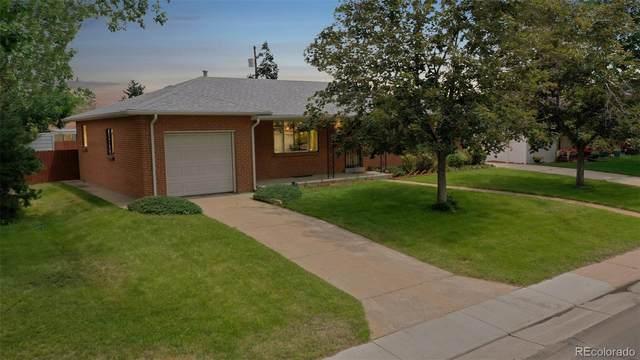 5058 S Elati Street, Englewood, CO 80110 (MLS #4491677) :: 8z Real Estate