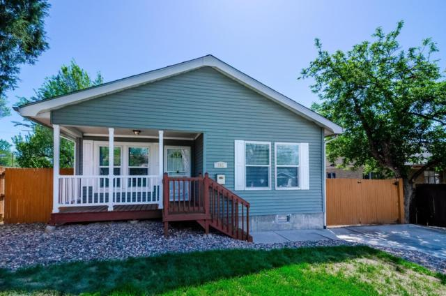 262 Perry Street, Denver, CO 80219 (MLS #4491693) :: 8z Real Estate