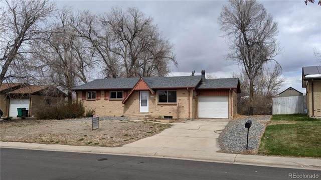 12437 E Alaska Place, Aurora, CO 80012 (#4491733) :: Bring Home Denver with Keller Williams Downtown Realty LLC