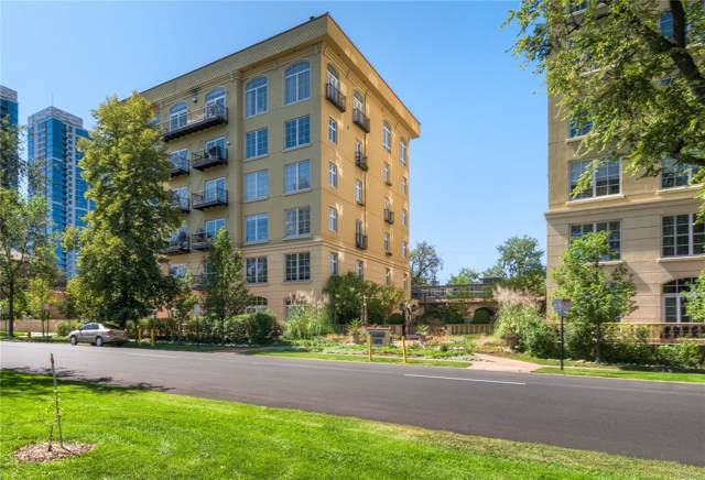 25 N Downing Street 2-405, Denver, CO 80218 (#4491885) :: The DeGrood Team