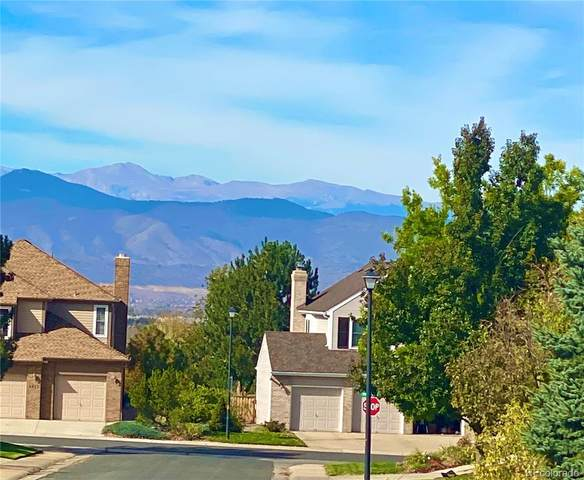 1855 Mountain Laurel Circle, Highlands Ranch, CO 80126 (MLS #4491927) :: 8z Real Estate