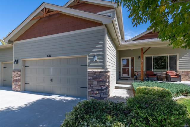 651 Yukon Court, Windsor, CO 80550 (#4492121) :: The Griffith Home Team