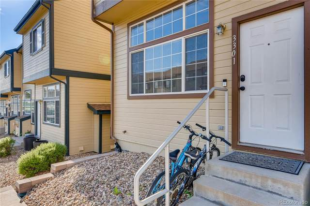 8199 Welby Road #3301, Denver, CO 80229 (#4492398) :: Futa Home Team