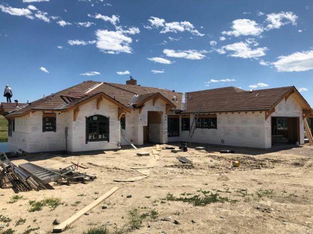 7248 Prairie Star Court, Parker, CO 80134 (MLS #4492414) :: Kittle Real Estate