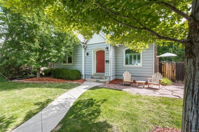 1476 S Elizabeth Street, Denver, CO 80210 (#4492701) :: The City and Mountains Group