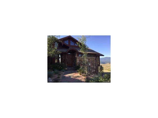 14995 Wetterhorn Peak Trail, Pine, CO 80470 (MLS #4492947) :: 8z Real Estate