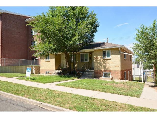 3169 S Lincoln Street, Englewood, CO 80113 (MLS #4493313) :: 8z Real Estate