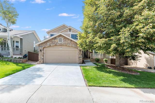 7022 Townsend Drive, Highlands Ranch, CO 80130 (#4493697) :: Compass Colorado Realty