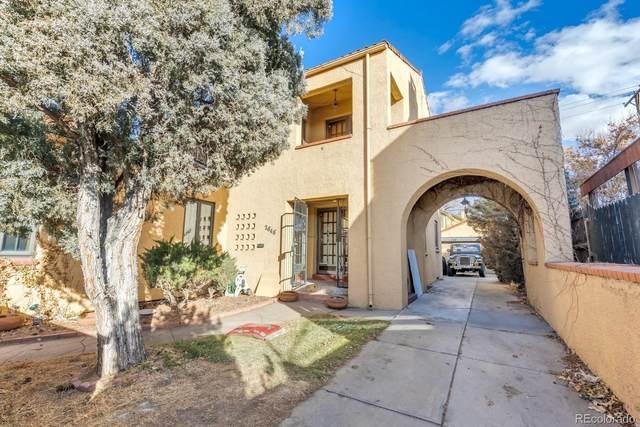 2646 Colorado Boulevard, Denver, CO 80207 (#4494186) :: Wisdom Real Estate