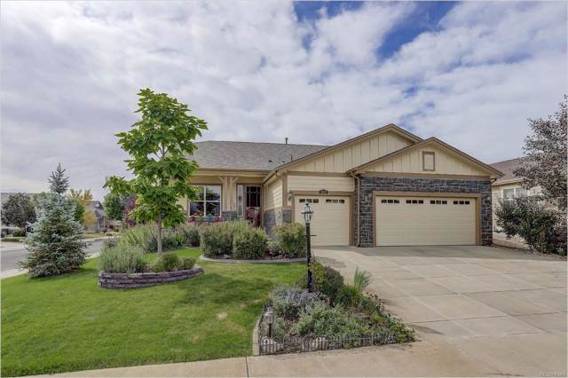 8632 E 148th Lane, Thornton, CO 80602 (MLS #4495107) :: Colorado Real Estate : The Space Agency