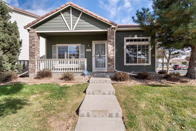 4500 Orleans Street, Denver, CO 80249 (#4495162) :: 5281 Exclusive Homes Realty