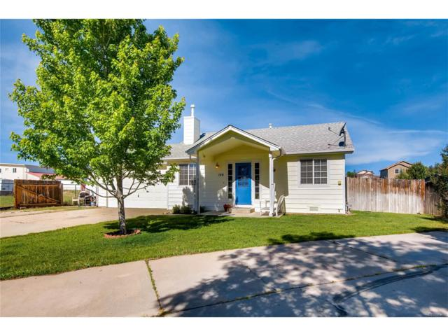 146 Lionel Lane, Elizabeth, CO 80107 (MLS #4495190) :: 8z Real Estate