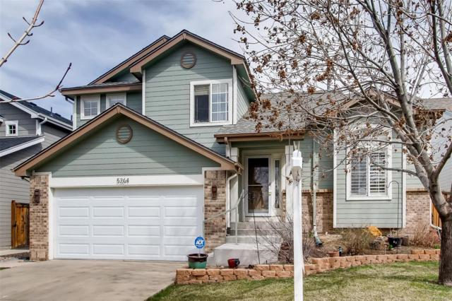 5264 S Ingalls Street, Littleton, CO 80123 (#4495335) :: Relevate | Denver