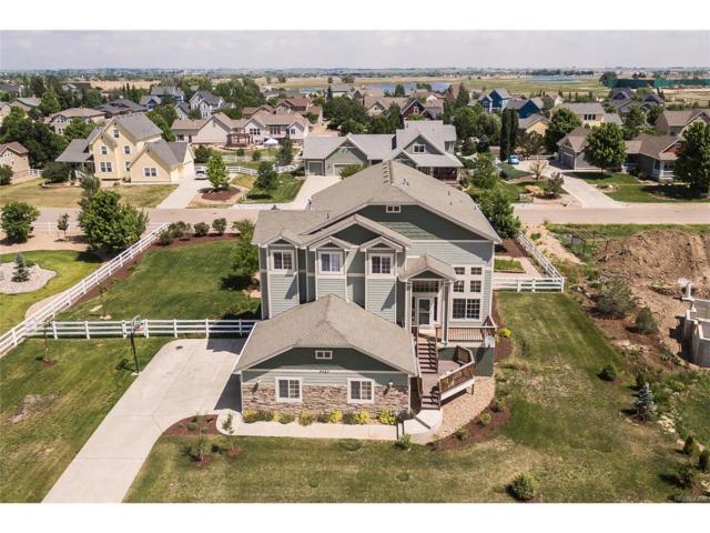 3427 Red Hawk Lane, Frederick, CO 80504 (MLS #4495587) :: 8z Real Estate