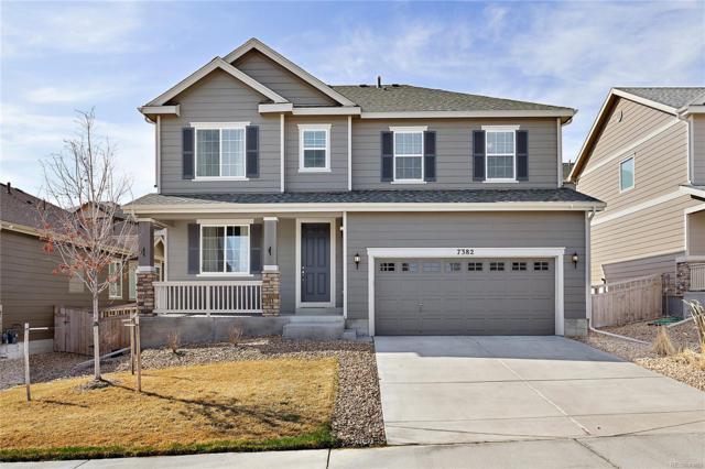 7382 Bandit Drive, Castle Rock, CO 80108 (#4495730) :: The Peak Properties Group