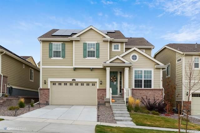 19161 W 84th Avenue, Arvada, CO 80007 (MLS #4495859) :: 8z Real Estate
