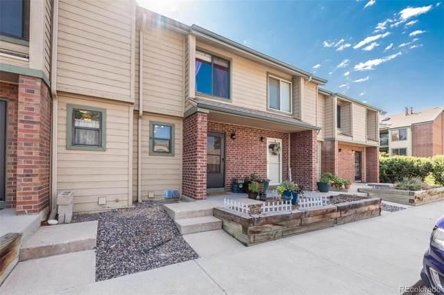 3646 S Depew Street #9, Lakewood, CO 80235 (#4495927) :: Kimberly Austin Properties