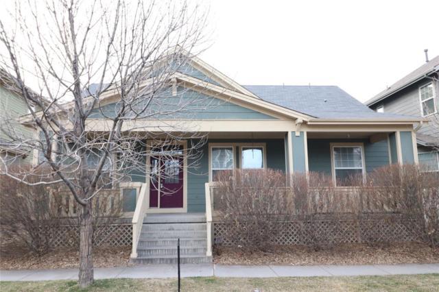 10873 Belle Creek Boulevard, Henderson, CO 80640 (#4496178) :: The Heyl Group at Keller Williams