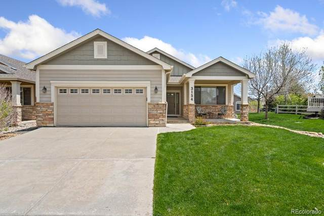 3154 Sanford Circle, Loveland, CO 80538 (MLS #4496374) :: Keller Williams Realty