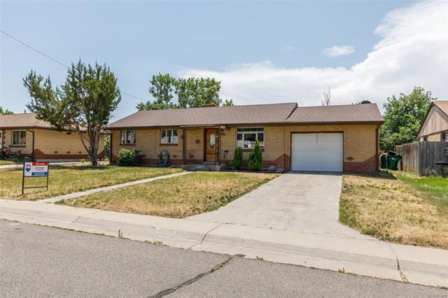 5710 E 67th Avenue, Commerce City, CO 80022 (#4497055) :: Wisdom Real Estate