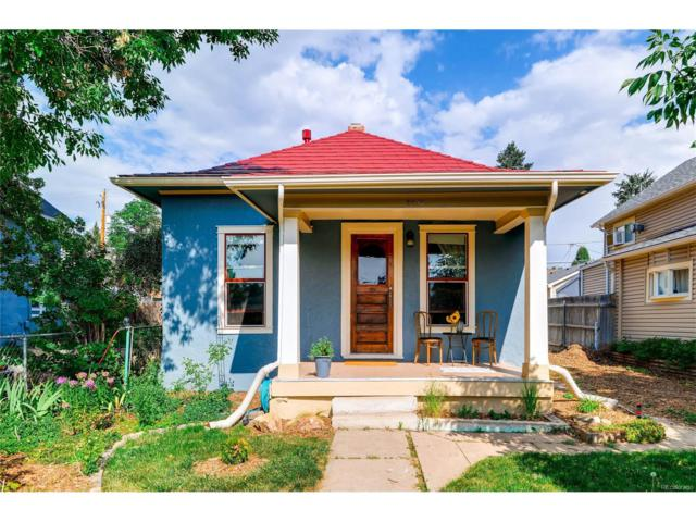 2856 S Lincoln Street, Englewood, CO 80113 (MLS #4497181) :: 8z Real Estate