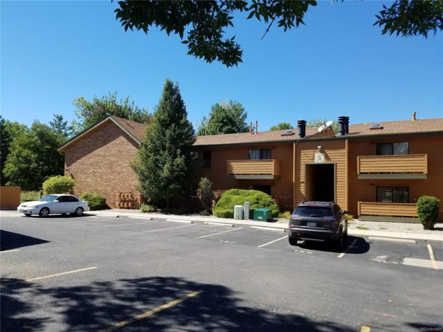 3345 S Ammons Street 5-205, Lakewood, CO 80227 (#4497190) :: My Home Team