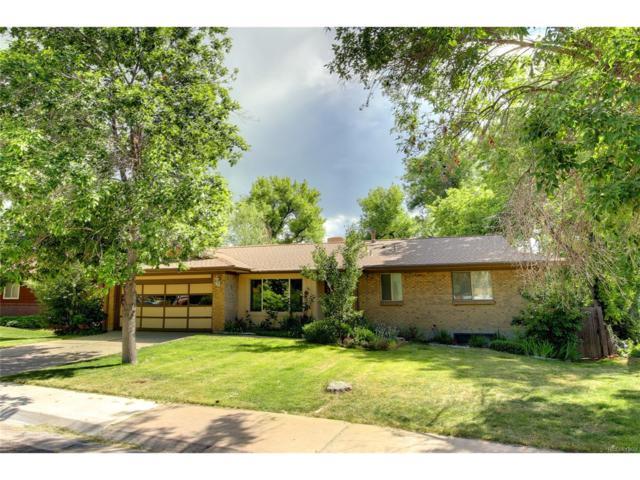 2741 S Quebec Street, Denver, CO 80231 (MLS #4497770) :: 8z Real Estate