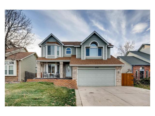 5733 S Jebel Way, Centennial, CO 80015 (#4498120) :: The Galo Garrido Group