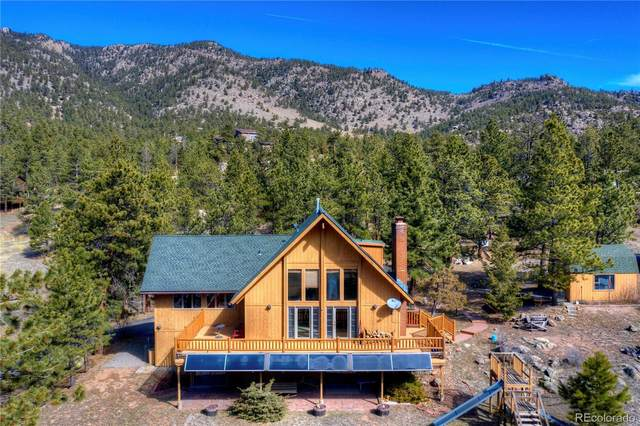 40 Hopi Court, Lyons, CO 80540 (#4498325) :: The Brokerage Group