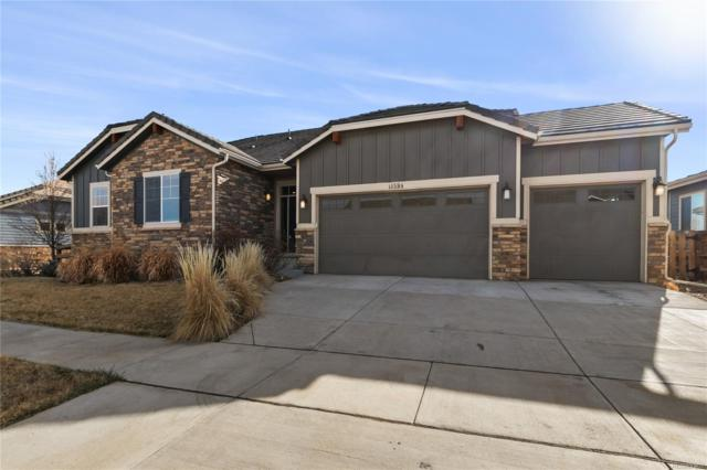 11598 Jasper Street, Commerce City, CO 80022 (#4498337) :: Compass Colorado Realty